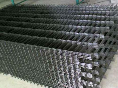 Black Wire Welded Wire Mesh Panel