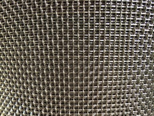 4 mesh crimped wire mesh for coffee wiremesh